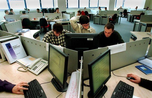 Europejczyk spędza średnio 40,1 h tygodniowo w pracy