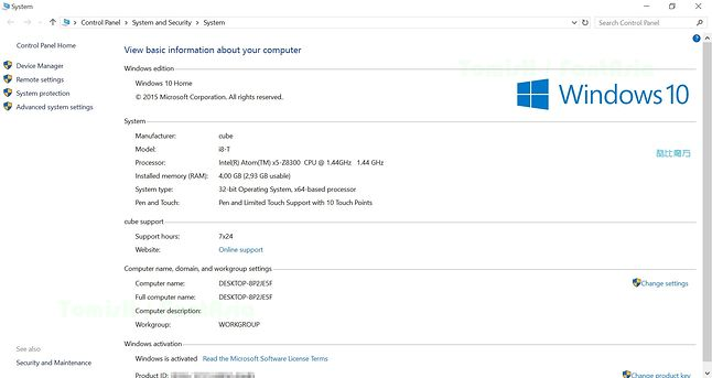 Windows 10 32-bit nie daje 4GB