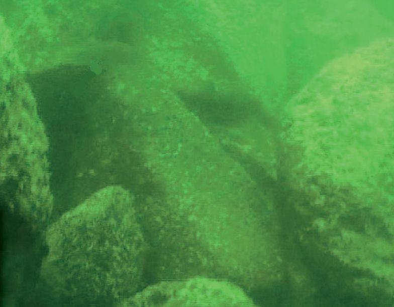 Odkrycie archeologów na dnie Jeziora Galilejskiego. Dwa razy większy od Stonehenge