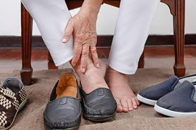 Objawy choroby Parkinsona na stopach