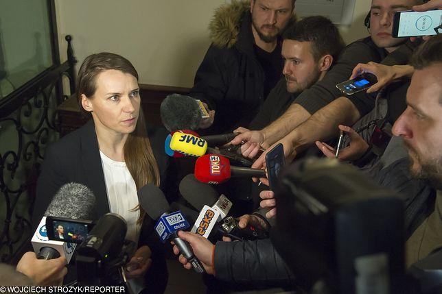 Na drodze sądowej, posłanka Agnieszka Pomaska wygrała z radną Anną Kołakowską