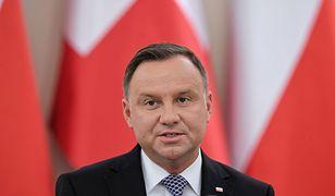 Andrzej Duda wysłał list do prezydenta Izraela w związku z atakiem na ambasadora RP Marka Magierowskiego