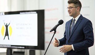 Nowy poseł PiS Piotr Muller