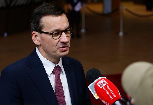 Mateusz Morawiecki o szczycie Rady Europejskiej
