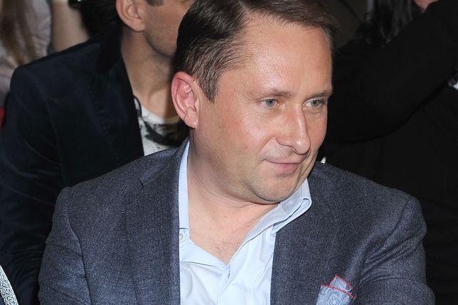 Kamil Durczok ponownie zatrzymany. Podrabiał podpisy na wekslu