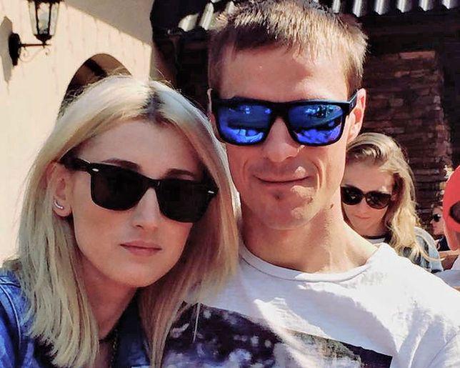 Justyna i Piotr Żyła dalej obrzucają się blotem. Żadne z nich nie wyjdzie na tym dobrze
