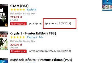 Data premiery GTA 5? Czas rozpocząć sezon na plotki