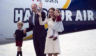 """Księżna Kate i książę William przyjadą do Warszawy. Prezydent Duda """"przenocuje"""" ich w Belwederze"""
