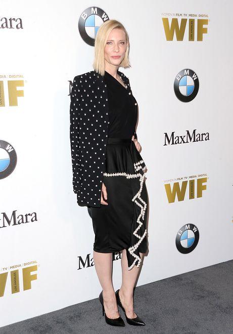 Cate Blanchett na gali Women In Film