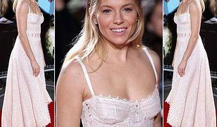 LOOK OF THE DAY: Sienna Miller w kreacji Alexander McQueen