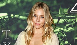 LOOK OF THE DAY: Sienna Miller stawia na falbany