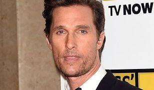 Matthew McConaughey raczej nie zatańczy z Magic Mikiem
