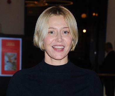 Aktorka coraz częściej stawia na delikatny makijaż