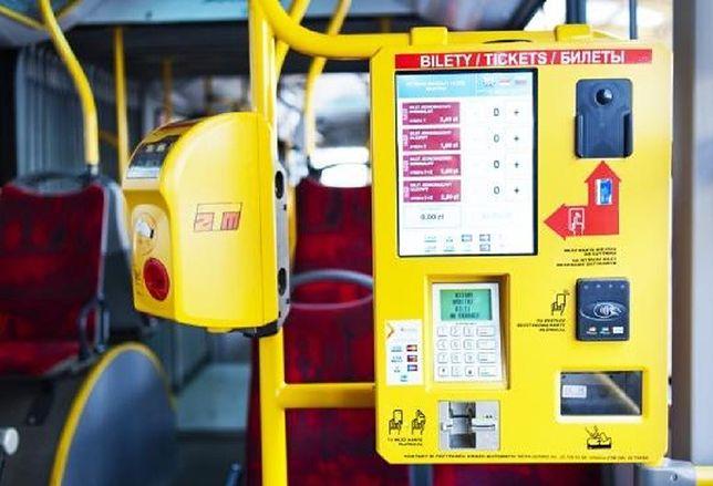 W warszawskich autobusach można już kupić bilety 20-minutowe