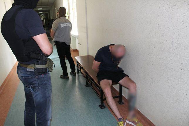 Mężczyzna został zatrzymany po dziewięciu dniach intensywnych poszukiwań