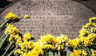 76. rocznica wybuchu powstania w getcie warszawskim.