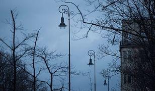 """Historyczne pastorały na Królewskiej. """"Oświetlenie godne nazwy ulicy"""""""