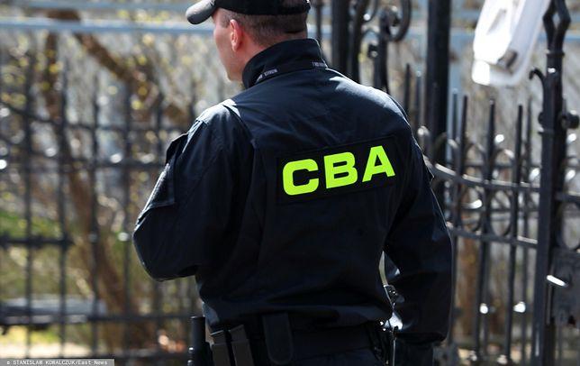CBA w  Świętokrzyskim Zarządzie Dróg Wojewódzkich w Kielcach