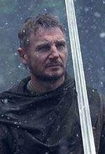 Liam Neeson lubi napinać mięśnie