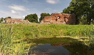 Właścicielem zamku był Sędziwój z rodu Pałuków (fot. GminaSzubin)