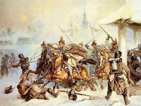Powstanie krakowskie było próbą ogólnonarodowej rewolucji