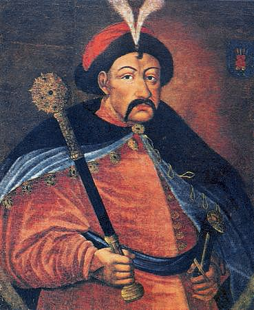 Bogdan Chmielnicki pochodził ze szlachty kozackiej