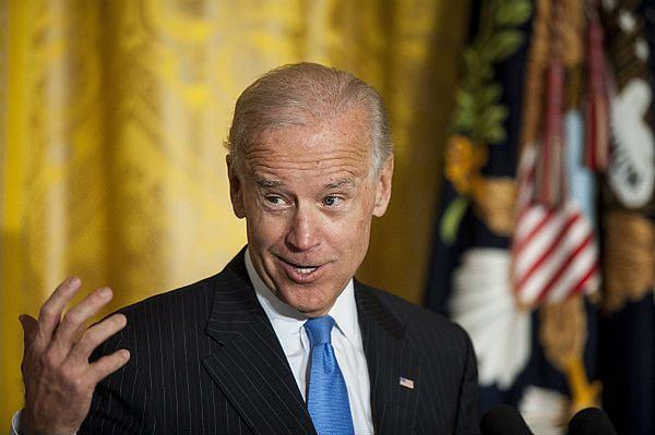 Joe Biden, wiceprezydent USA