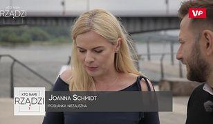 Joanna Schmidt o swoim odejściu z Nowoczesnej