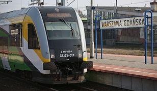 Warszawa Gdańska. Rozbudowa stacji przedłuży się do przyszłego roku