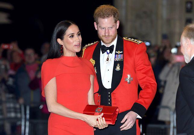Meghan Markle i książę Harry znów na cenzurowanym