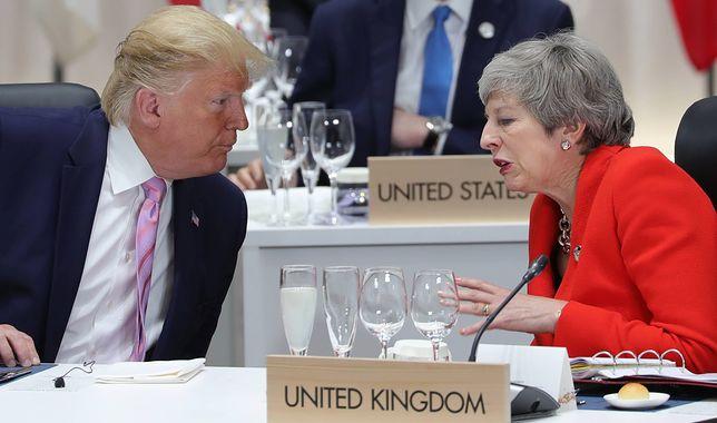 Kryzys na linii dyplomatycznej? Wyciekły depesze brytyjskiego ambasadora