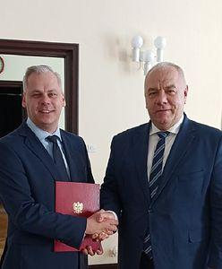 Gdański radny w rządzie. Karol Rabenda zastępcą Jacka Sasina