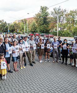 Śmierć na izbie wytrzeźwień. Protest we Wrocławiu