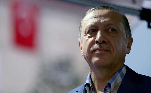 Turcja przeprowadza naloty na północny Irak