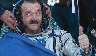 Kosmonauci ze stacji ISS wrócili na Ziemię
