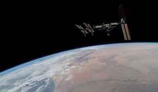 Towarowa rakieta Antares wystartowała z zaopatrzeniem dla ISS