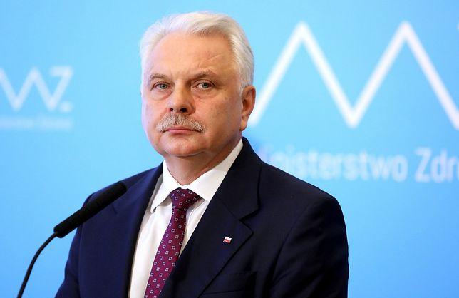 Koronawirus w Polsce. Wiceminister zdrowia Waldemar Kraska wypowiedział się ws. tegorocznych wyjazdów zagranicznych