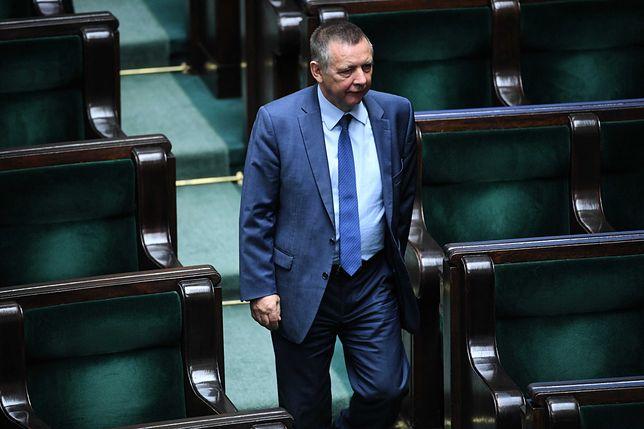 Marian Banaś chce obsadzić stanowiska wiceprezesów politykami PiS