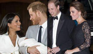 William i Kate wykreślili Harry'ego i Meghan ze swojej fundacji