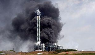 Wybuch w niemieckich zakładach chemicznych. Skażenie dotrze do Polski?