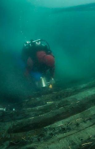 Niezwykłe odkrycie na dnie morza. Ma 2200 lat