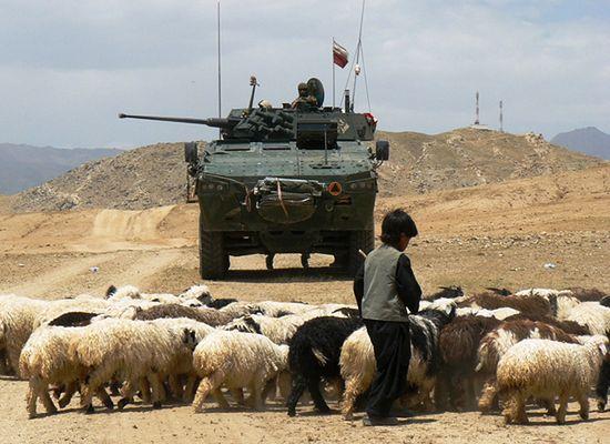 Misja w Afganistanie to powód do dumy czy hańby?