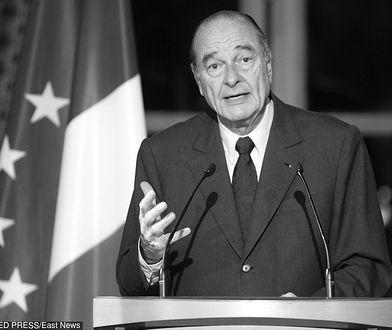 26 września 2019 r. zmarł były prezydent Francji, Jacques Chirac