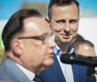 Wybory parlamentarne 2019. Lider PSL Władysław Kosiniak-Kamysz.
