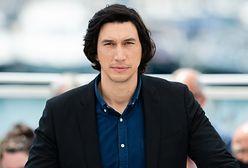 Długa owacja na stojąco w Cannes. Adam Driver nie wytrzymał i zrobił to