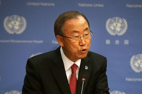 RB ONZ zdecydowanie potępia ataki terrorystyczne w Iraku