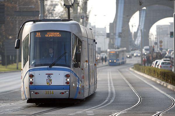 Wrocław: Grabiszyńska zamknięta dla tramwajów. Powodem budowa wiaduktu