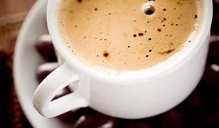 Magiczny napar z kawy