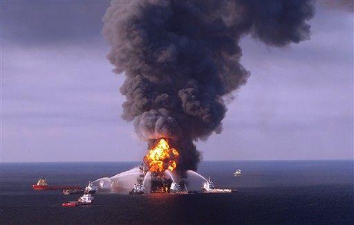Katastrofa ekologiczna w Zatoce Meksykańskiej - zdjęcia