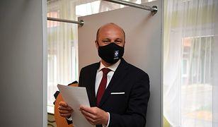 """Wybory w Rzeszowie. Wygrana Konrada Fijołka. Opozycja: """"Stolik się wywrócił. To porażka Kaczyńskiego"""""""